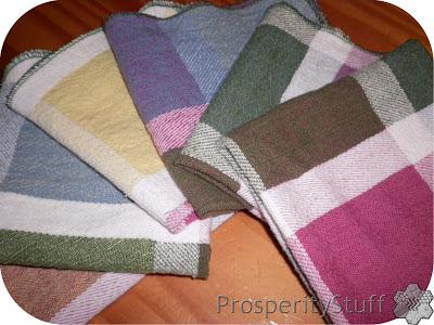 ProsperityStuff kitchen linens
