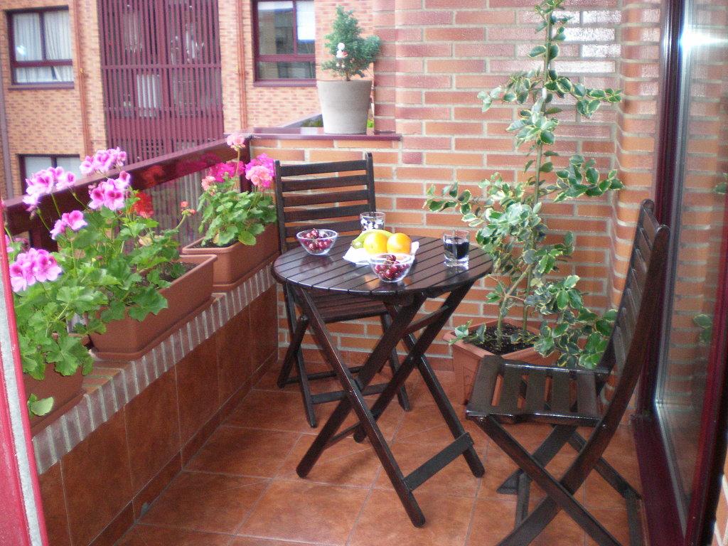 Not for boring decorando jardines y terrazas for Fotos terrazas pequenas