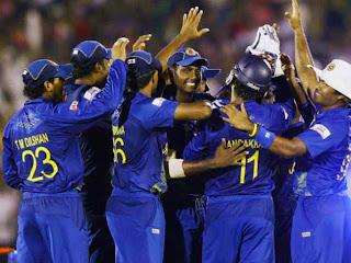 2012 ICC T20 Sri Lanka Beat Zimbabwe