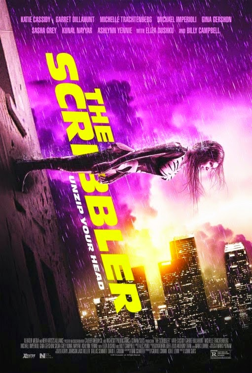 The Scribbler 2014 HDRip tainies online oipeirates