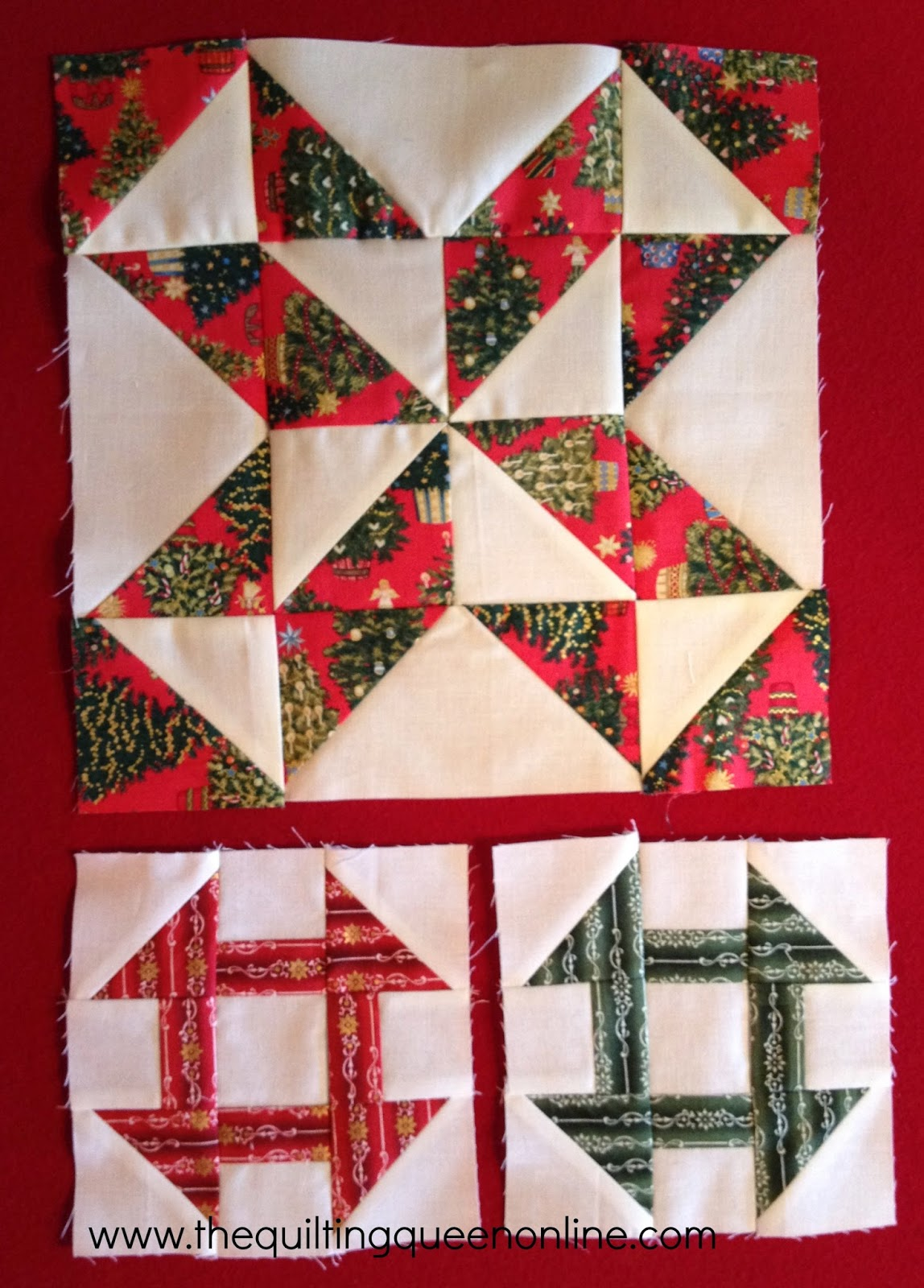 FIVE AND DIME CHRISTMAS SAMPLER | The Quilting Queen Online : five and dime quilt - Adamdwight.com