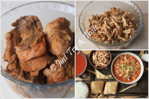 tauto pekalongan a la just try & taste