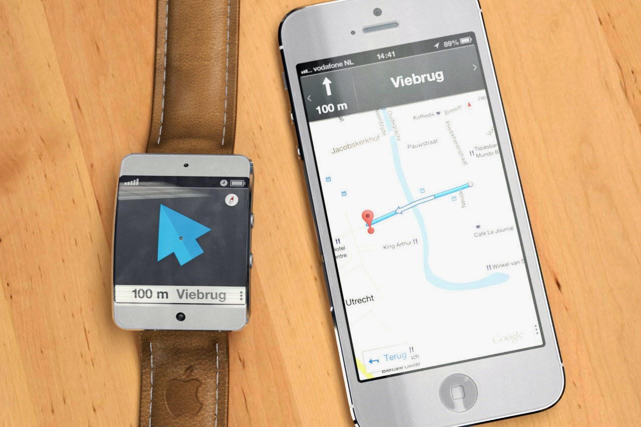 Mobile Navigation Map