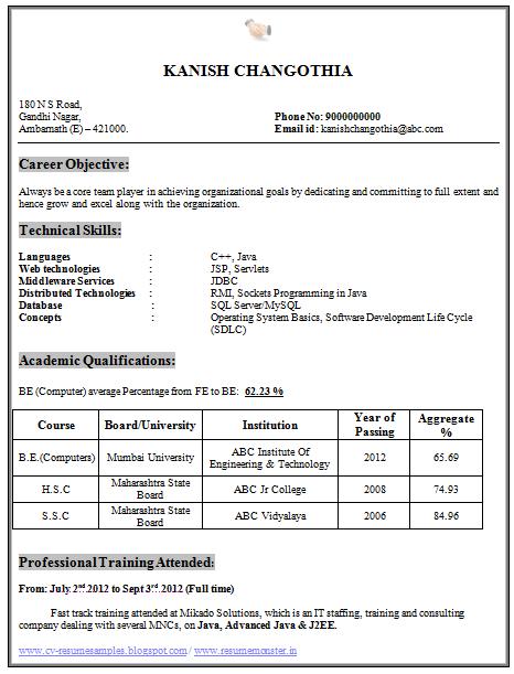 Engineering Resume Templates Software Engineer Resume Examples ...