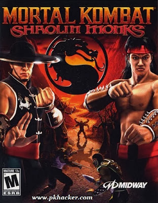 Mortal Kombat 5 PC Game Highly Compressed