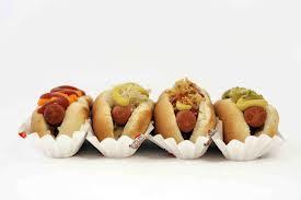 20 façons de faire un Hot Dog aux Etats-Unis