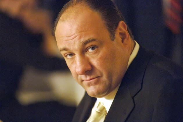 TONY SOPRANO, WHACKED BY HEART-ATTACK.
