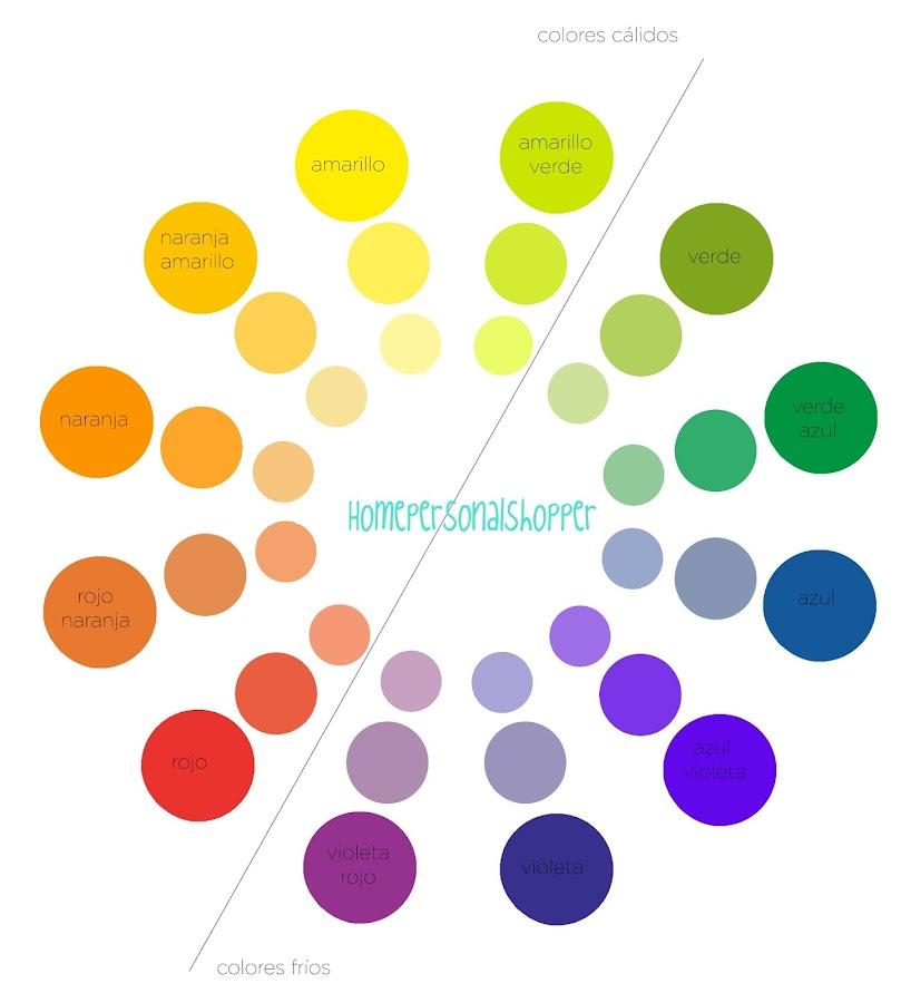 Gama de colores para pintar beautiful arenas arenas with for Gama de colores vivos