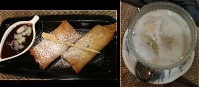 image desserts Restaurant Thailandais Narai Thai à Toulouse