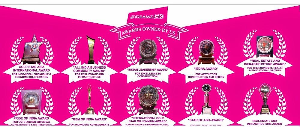 Dreamz Infra Awards