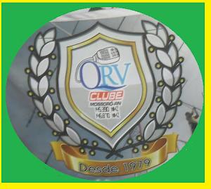 BRASÃO DO QRV CLUBE