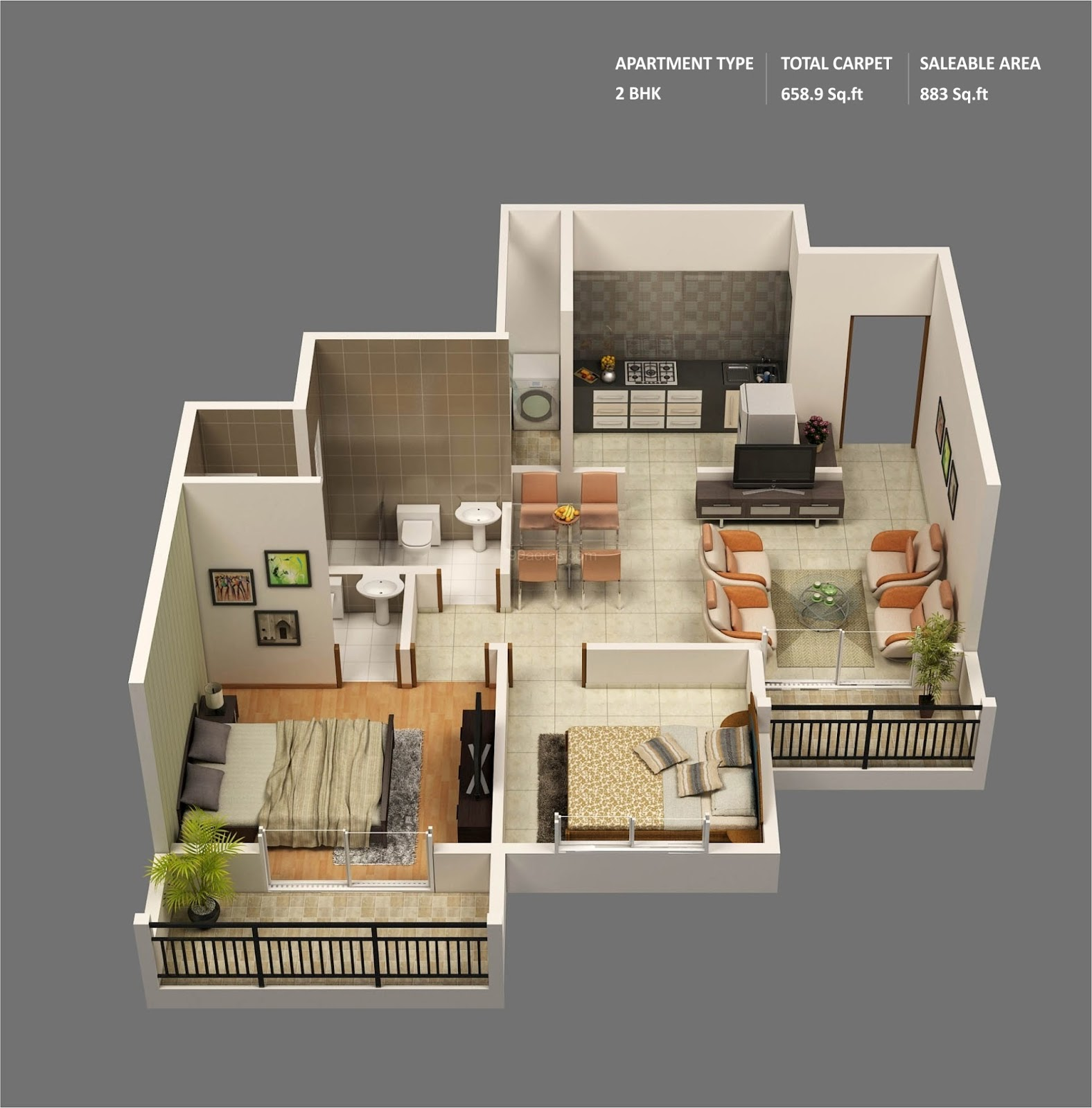 rishabh kushwaha - Small Home 2