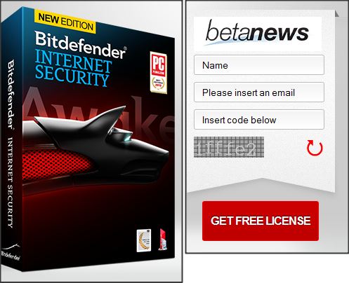 Lisensi Asli Bitdefender Internet Security 2014 Gratis