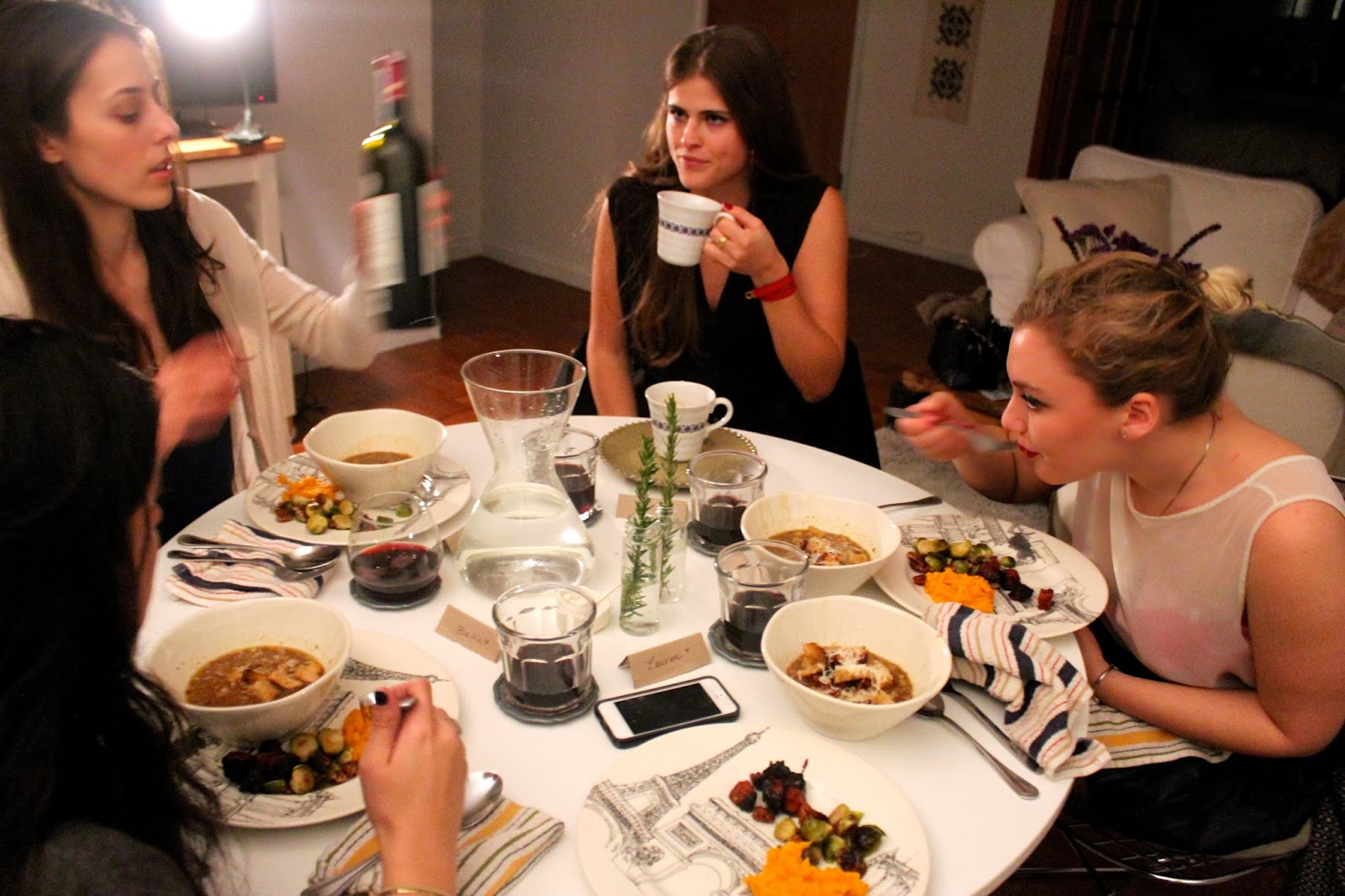 Hosting A Dinner Party trash is for tossers: hosting a zero waste dinner party