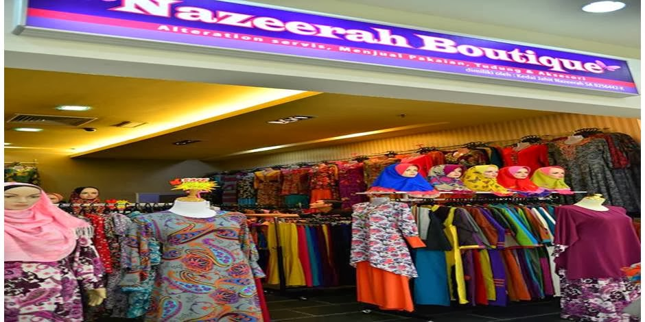 NAZEERAH BOUTIQUE