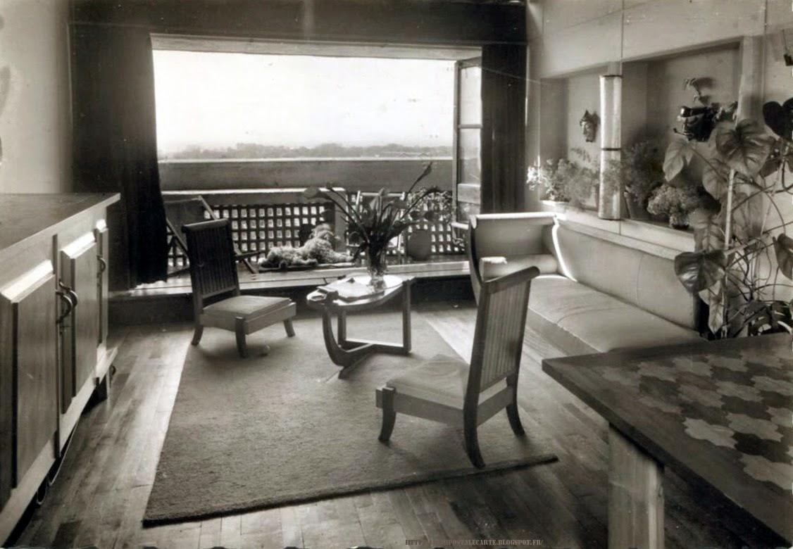 Souvent ART UTILE: Le Corbusier à Marseille // vs style 1940 SN92