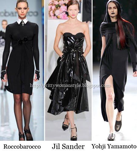 Готик мода зима 2013
