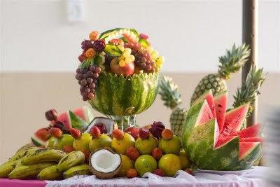 Dicas, ideias e fotos de Decoração de Frutas