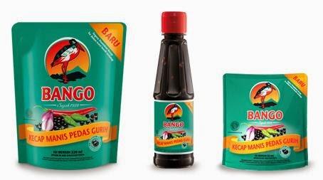 Kecap Bango atau Bango adalah merek kecap manis yang diproduksi oleh ...