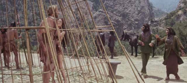 The Planet of the Apes (1968): El comienzo de la saga