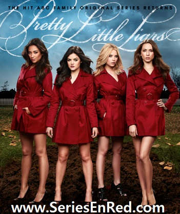 Capítulos de Pretty Little Liars 4ta Temporada