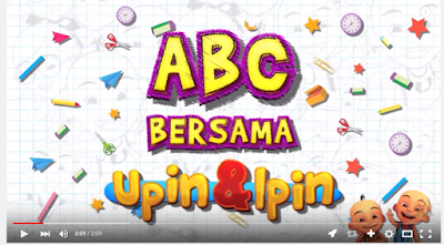 Download Mp3 ABC Bersama Upin dan Ipin