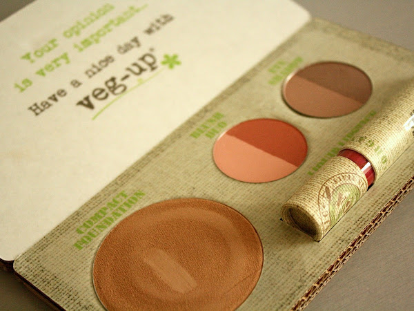 Veg-Up, Il Make Up biologico, vegano & Made in Italy