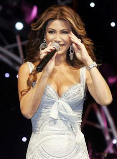 Artis Wanita Tercantik Terseksi di Lebanon Arab - Anehunique.blogspot.com
