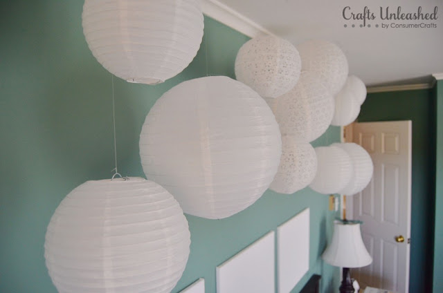 Paper Lantern Lights For Bedroom