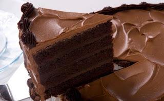 Torta de Chocolate, Tres Capas