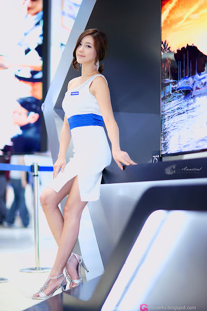 7 Kim Ha Yul - World IT Show 2012-very cute asian girl-girlcute4u.blogspot.com