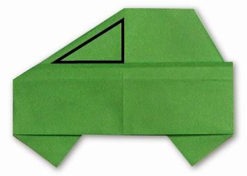 Hướng dẫn cách gấp xe ô tô Matiz bằng giấy đơn giản - Xếp hình Origami với Video clip
