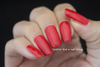 KIKO Power Pro Nail Lacquer - 13 Red