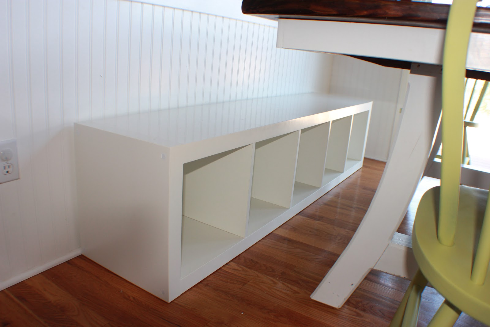 Achieving Creative Order Kitchen Bench