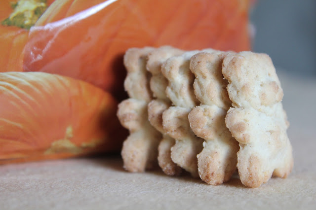 Healthy pumpkin dog treats Chewy.com review
