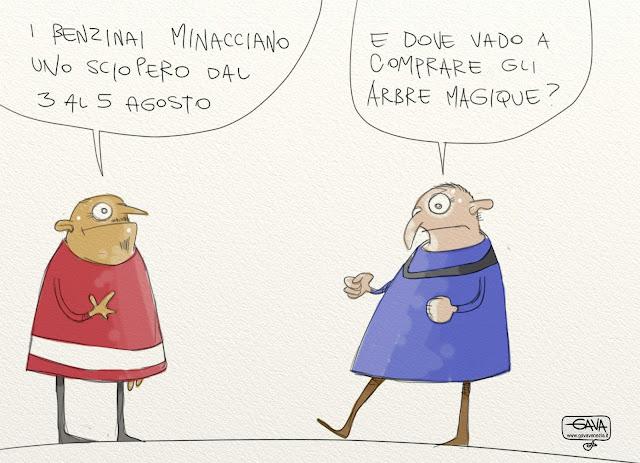 Abre Magique Gava satira vignette
