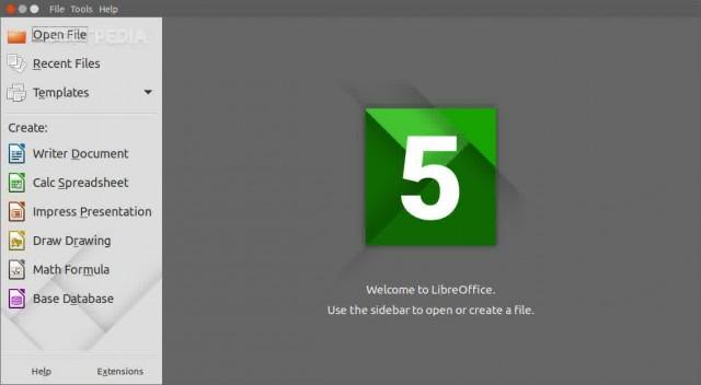 LibreOffice 5.1 Release