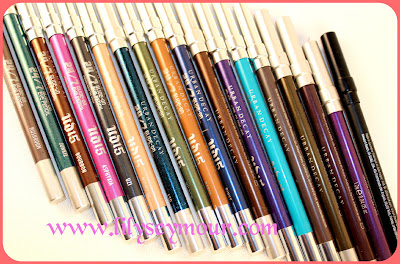 Urban Decay 24/7 Eye Pencil Collection