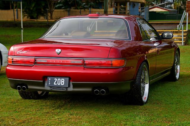 Eunos Cosmo, mało znane samochody, unikalne auta, JDM