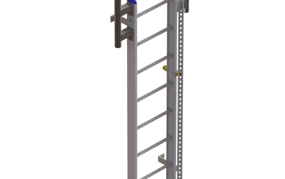 T And I Solutions Hooped Ladder Or Fall Arrest