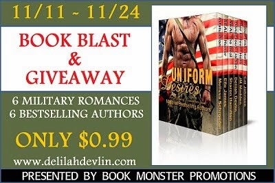 Uniform Desires Book Blast