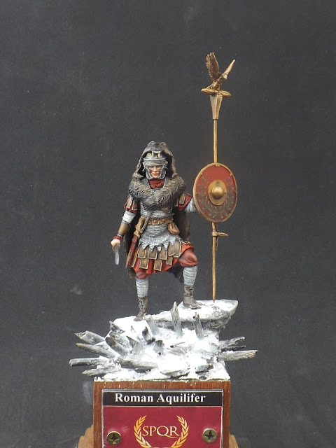 Roman Aquilifer - Ares Mythologic 75mm 006