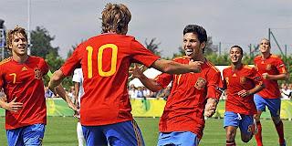 Convocados España para Mundial Sub 20