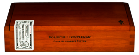 A Forgetful Gentleman Correspondence Set from Forgetful Gentleman