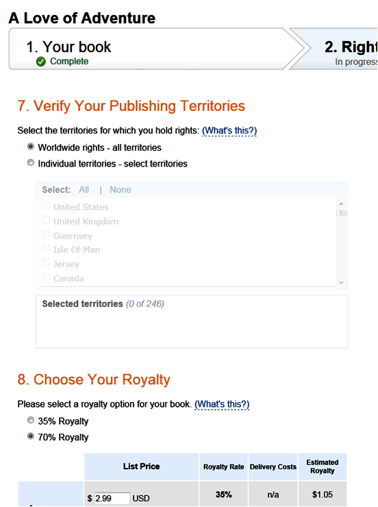 How To Format and Publish a Book: Click A Few Buttons and Publish a Book, No Matter Where You Are