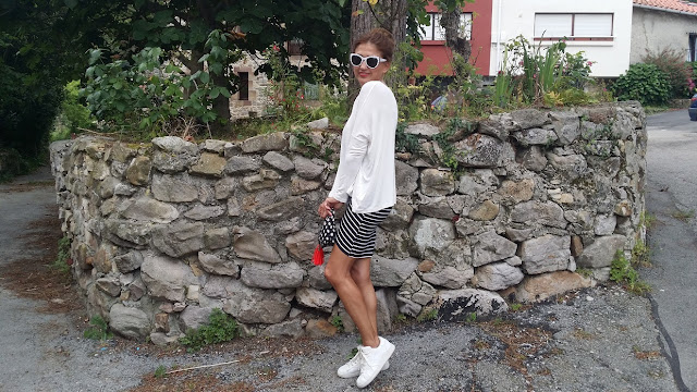 Hair Up, Collect Llanes, Look, Carmen Hummer, 2x+3 gafas, style, Cantabria, summer time