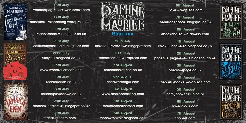 Daphne Du Maurier Blog Tour