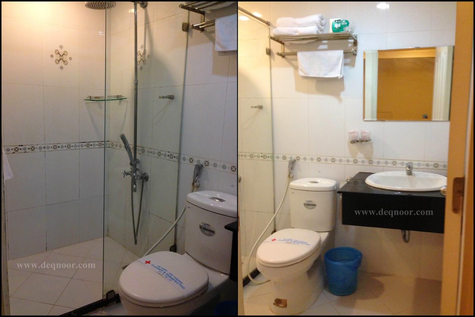 Saigon Pink 2 Hotel - Bathroom