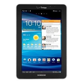 Verizon Samsung Galaxy Tab 7.7 SCH-i815