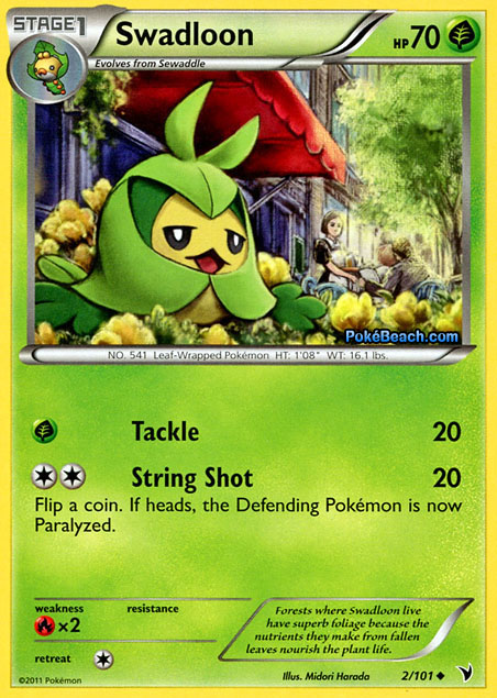 swadloon noble victories pokemon card review